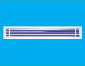 Linear diffuser